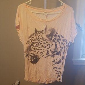 Express tiger tshirt